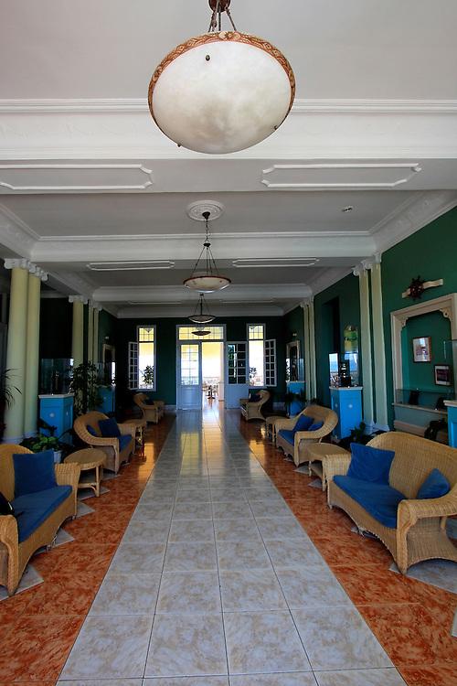 Club Cienfuegos in Punta Gorda, Cienfuegos, Cuba.