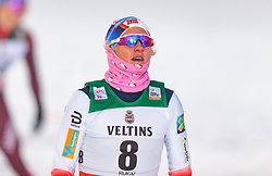 24.11.2017, Nordic Arena, Ruka, FIN, FIS Weltcup Langlauf, Nordic Opening, Kuusamo, im Bild Kathrine Rolsted Harsem (NOR) // Kathrine Rolsted Harsem of Norway during the FIS Cross Country World Cup of the Nordic Opening at the Nordic Arena in Ruka, Finland on 2017/11/24. EXPA Pictures © 2017, PhotoCredit: EXPA/ JFK