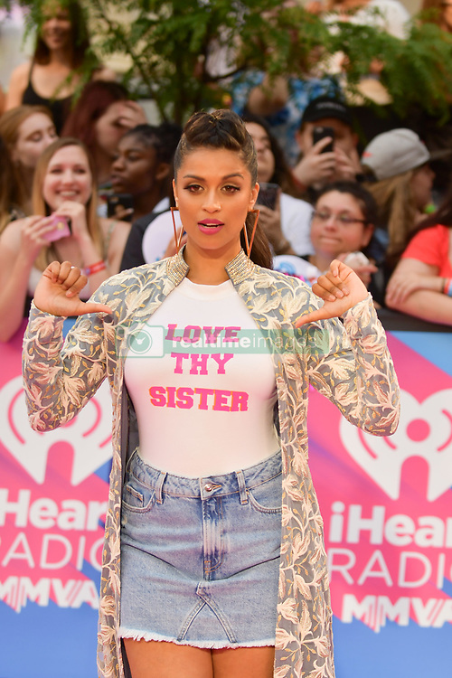 June 18, 2017 - Toronto, Ontario, Canada - LILLY SINGH arrives at the 2017 iHeartRADIO MuchMusic Video Awards at MuchMusic HQ on June 18, 2017 in Toronto (Credit Image: © Igor Vidyashev via ZUMA Wire)