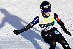 March 10, 2019 - Oslo, NORWAY - 190310 Anna Odine Strøm of Norway competes in women's ski jumping individual competition during the FIS Raw Air World Cup on March 10, 2019 in Oslo..Photo: Jon Olav Nesvold / BILDBYRÃ…N / kod JE / 160423 (Credit Image: © Jon Olav Nesvold/Bildbyran via ZUMA Press)