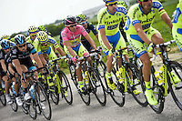 Alberto Contador - Tinkoff Saxo - 21.05.2015 - Etape 12 du Giro 2015<br />Photo : Sirotti / Icon Sport