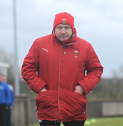 Ballyglass manager Tom Connolly,<br />