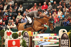Beerbaum Ludger, (GER), Casello<br /> Longines FEI World Cup<br /> CSIO Leipzig 2016<br /> © Hippo Foto - Stefan Lafrentz