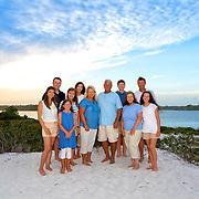 Moon (Vicki) Family Beach Photos