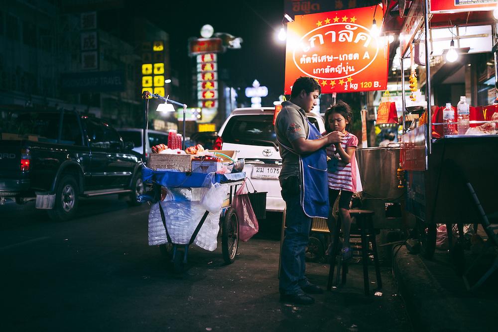 Bangkok, Thailand. January 2014.