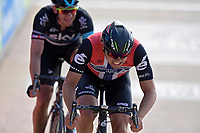 Sykkel<br /> Foto: PhotoNews/Digitalsport<br /> NORWAY ONLY<br /> <br /> BOASSON HAGEN Edvald (NOR) Rider of DIMENSION DATA in the last lap on the Roubaix track during the 114th Paris-Roubaix 2016 Cycling race with start in Compiegne and finish in Roubaix, France. <br /> *** ROUBAIX, FRANCE - 10/04/2016