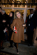 Countess Maya von Schonburg. The Launch of the Lanvin store on Mount St. Presentation and cocktails.  London. 26 March 2009