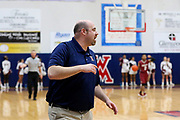 Ouachita beat West Monroe in Round 2 Class 5A boys basketball action at West Monroe High School Tuesday night 27Feb2018. Photo by Tom Morris/The Ouachita Citizen. c.2018.TomMorrisPhotos. All Rights Reserved. No downloads allowed other than for editorial use. Purchase at www.tommorrisphotos.com.