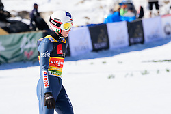 March 23, 2019 - Planica, Slovenia - Constantin Schmid of Germany in action during the team competition at Planica FIS Ski Jumping World Cup finals  on March 23, 2019 in Planica, Slovenia. (Credit Image: © Rok Rakun/Pacific Press via ZUMA Wire)