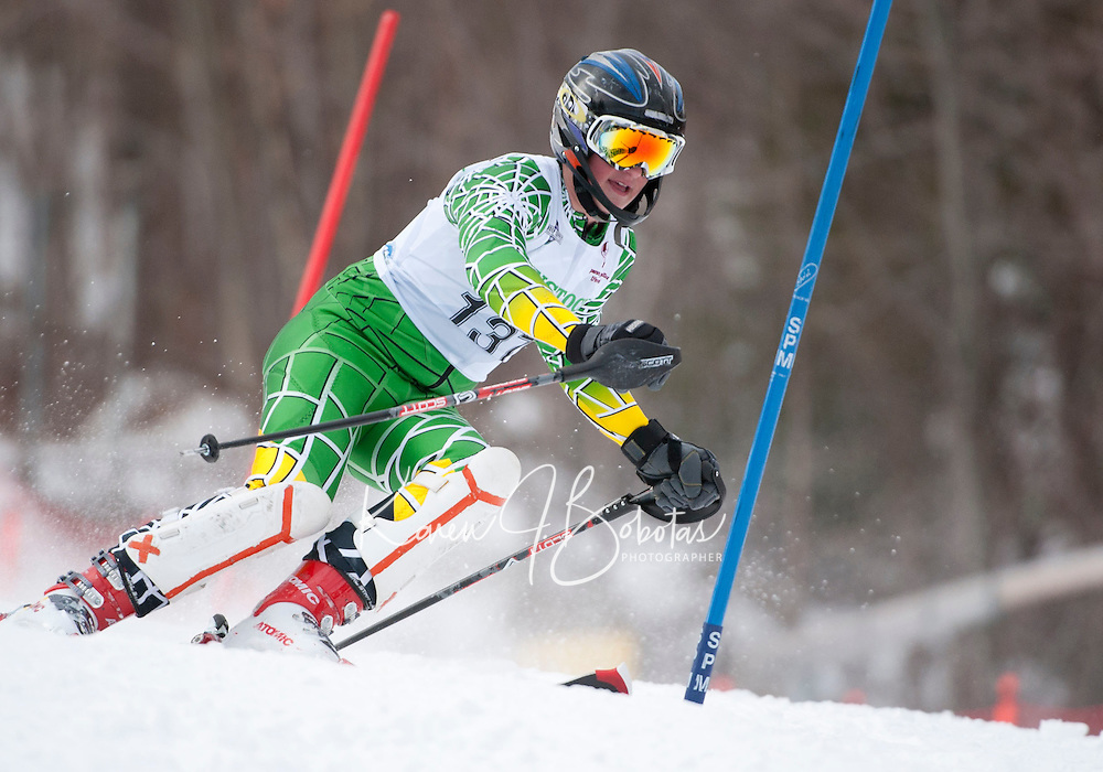 J1 J2 mens Open Slalom at Gunstock, Gilford, NH