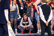 Gonzaga fell to BYU on Senior Night. (Photos by Edward Bell and Zack Berlat)