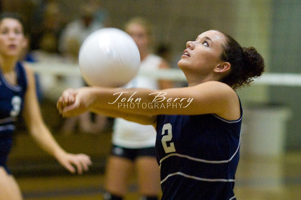 MCHS Varsity Volleyball.vs Fluvanna.9/11/2007