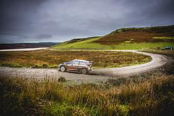 October 5, 2018 - Grande Bretagne - Sebastien Ogier (FRA) Ð Julien Ingrassia (FRA) - Ford Fiesta WRC (Credit Image: © Panoramic via ZUMA Press)