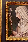 FLORENCE, San Salvi Museum, Nelli's painting