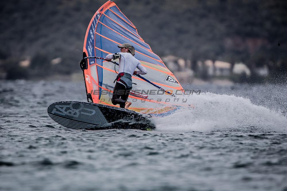 Slalom in Barcares, Mallorca, April 2016 ©jesusrenedo.com