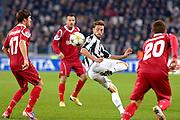 © Filippo Alfero<br /> Juventus vs Nordsjaelland - Champions League 2012 / 2013<br /> Torino, 07/11/2012<br /> sport calcio<br /> Nella foto: Claudio Marchisio