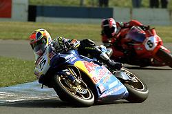 JAMES HAYDON GB REVE RED BULL DUCATI, British Superbike Championship Donington Park 9th April 2000JAMES HAYDON REVE RED BULL DUCATI BRITISH SUPERBIKE CHAMP DONINGTON 9th April 2000,