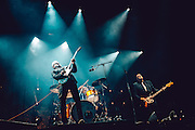 Triggerfinger performing live at the Rock A Field festival in Roeser, Luxembourg on June 27, 2014
