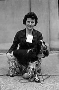 Cocker Spaniel Club of Ireland Dog Show Championships.21.04.1961