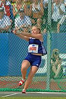 Friidrett<br /> Europacup kvinner<br /> 24.06.2007<br /> Foto: Hasse Sjøgren, Digitalsport<br /> <br /> Mona Holm