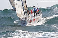 2012 - GLOBAL OCEAN RACE SECOND ARRIVAL - LES SABLES D'OLONNE