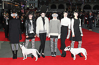 LONDON - OCTOBER 10: The 56th BFI London Film Festival Opening Night Gala European Premiere of 'Frankenweenie' at the Odeon Leicester Square, London, UK. October 10, 2012. (Photo by Richard Goldschmidt)