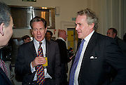 MICHAEL PORTILLO; HENRY PORTER, Vanity Fair, Baroness Helena Kennedy QC and Henry Porter launch ' The Convention on Modern Liberty'. The Foreign Press Association. Carlton House Terrace. London. 15 January 2009 *** Local Caption *** -DO NOT ARCHIVE-© Copyright Photograph by Dafydd Jones. 248 Clapham Rd. London SW9 0PZ. Tel 0207 820 0771. www.dafjones.com.<br /> MICHAEL PORTILLO; HENRY PORTER, Vanity Fair, Baroness Helena Kennedy QC and Henry Porter launch ' The Convention on Modern Liberty'. The Foreign Press Association. Carlton House Terrace. London. 15 January 2009