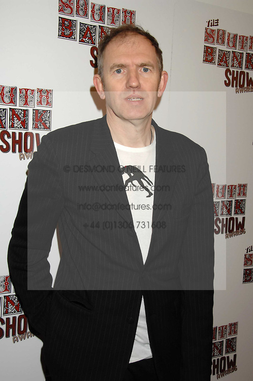 Anton Corbijn at the South Bank Show Awards held at The Dorchester, Park Lane, London on 29th January 2008.<br /><br />NON EXCLUSIVE - WORLD RIGHTS