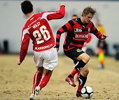20100320 Silkeborg-FC Midtjylland - SAS Liga fodbold