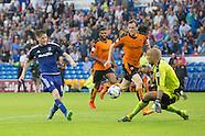 Cardiff City v Wolverhampton Wanderers - Championship - 22/08/2015
