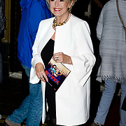 Phoenix Theatre, London,UK. 2nd August 2017. Gloria Hunniford attends Evita - Press Night.