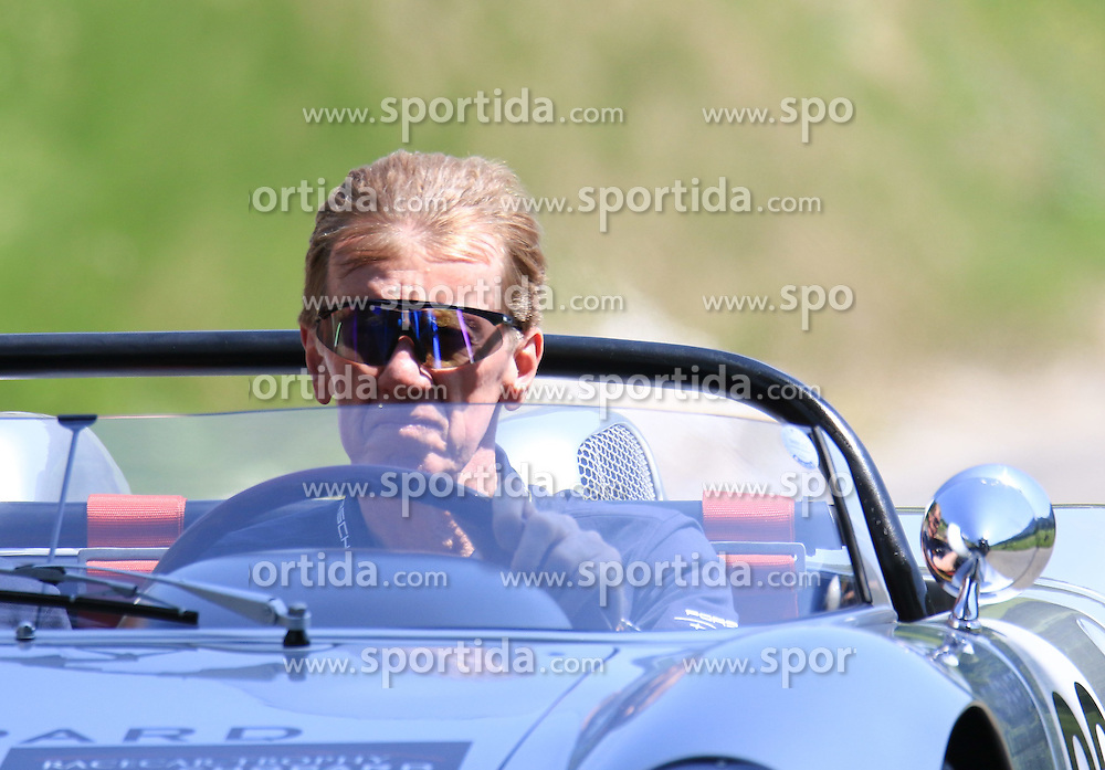 18.07.2015, Gröbming, Goebming, AUT, Ennstal Classic 2015, im Bild Walter Röhrl. // during the Ennstal Classic 2015 in Gröbming in Goebming, Austria on 2015/07/18. EXPA Pictures © 2015, PhotoCredit: EXPA/ Martin Huber