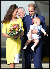 APR 16 2014 Royal Tour of New Zealand and Australia-Day 10