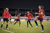 20161109 - Women's Friendly - USA Training