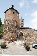 The church of Saints Just and Pastor, Son, Province of Lleida, Catalonia, Spain