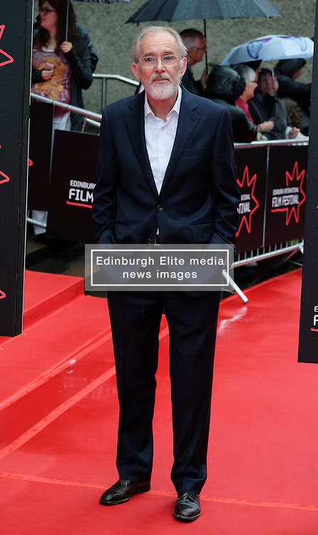 "Edinburgh International Film Festival, Sunday 26th June 2016<br /> <br /> Stars turn up on the closing night gala red carpet for the World Premiere of ""Whisky Galore!""  at the Edinburgh International Film Festival 2016<br /> <br /> Sean Scanlan who plays Old Roddy in the film<br /> <br /> (c) Alex Todd | Edinburgh Elite media"