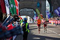 IPC Leaders<br /> The Virgin Money London Marathon 2014<br /> 13 April 2014<br /> Photo: David Levenson/Virgin Money London Marathon<br /> media@london-marathon.co.uk