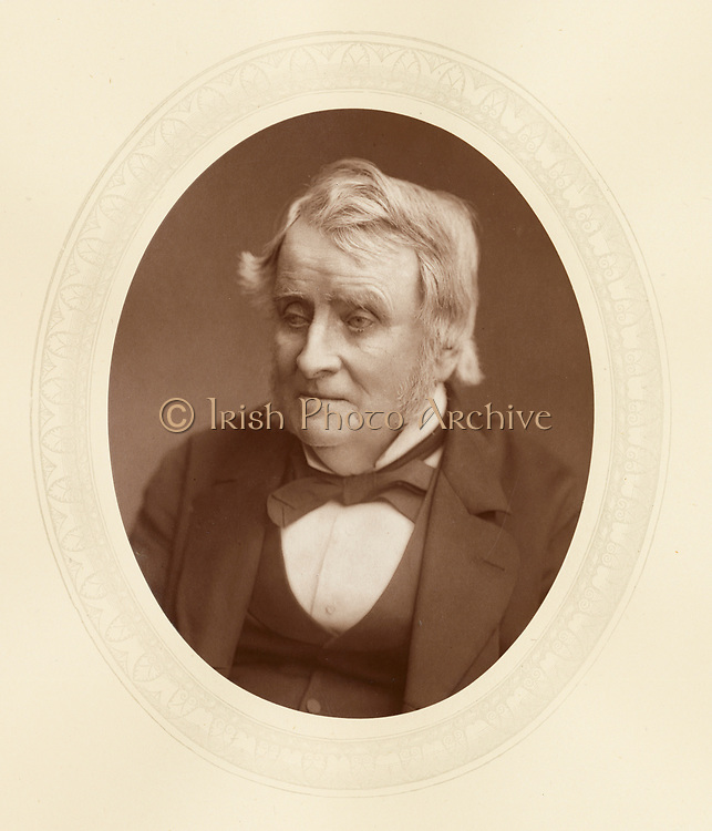 'John Arthur Roebuck (1801-1879) c1880, English lawyer and  radicalipolitician born in Madras, India: Member of Parliament 1832-1837, 1841-1847, 1848-1868, and 1874-1879.'