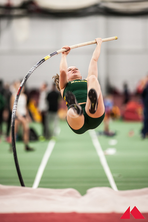 Boston University Scarlet and White Indoor Track & Field: George Mason
