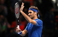 Nitto ATP Finals - Day Five - O2 Arena - 15 November 2018