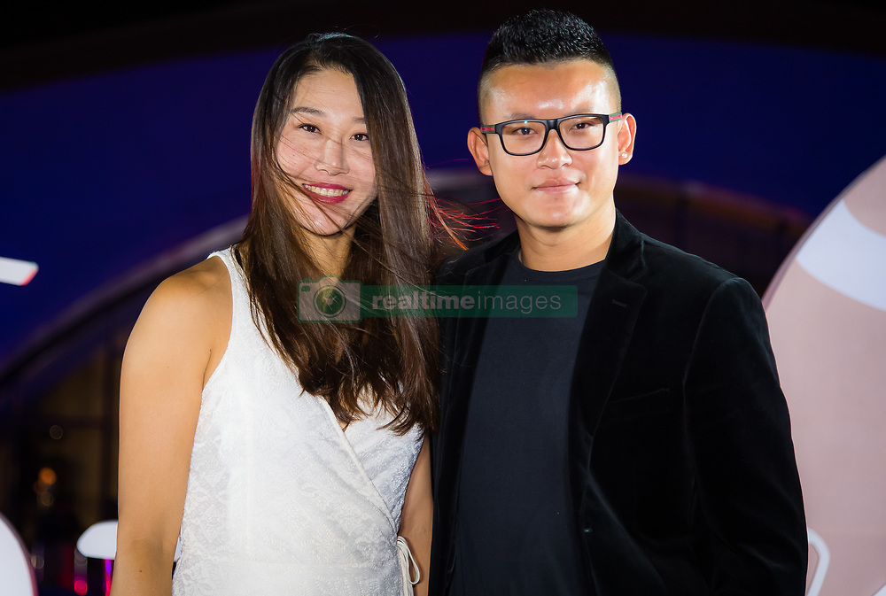 September 30, 2018 - Yingying Duan of China on the red carpet at the 2018 China Open WTA Premier Mandatory tennis tournament players party (Credit Image: © AFP7 via ZUMA Wire)