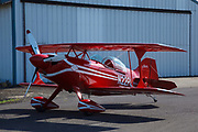 Pitts biplane newly comleted at Specialty Aero.