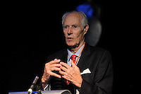 Sir George Martin CBE, The BRIT School Industry Day, Croydon, London..Thursday, Sept.22, 2011 (John Marshall JME)