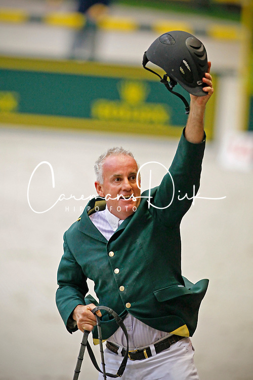 Chugg Chris (AUS) - Vivant<br /> Rolex FEI World Cup Final - Geneve 2010<br /> © Dirk Caremans