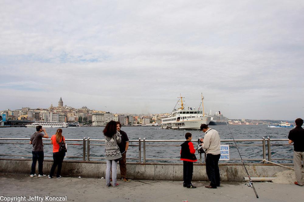 Istanbul, Turkey Wandering through Istanbul, Turkey