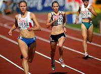 Friidrett , 8. juli 2006 , Gøteborg , EM , Europamesterskapet ,<br /> Athletics , European  Championship <br /> Nicola Sanders , GBR