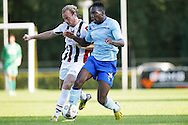 Trainingskamp Willem II Garderen<br /> Willem II - Coventry City<br /> Foto: Geert van Erven
