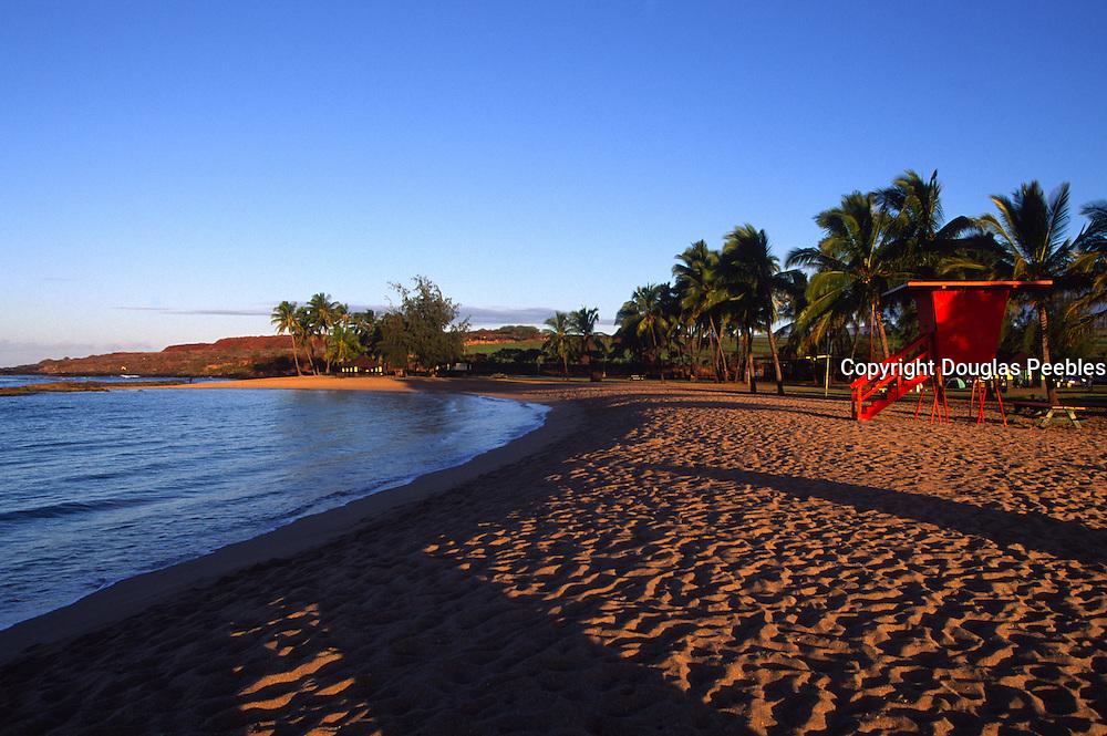Hanapepe Salt Pond Park, Kauai, Hawaii<br />