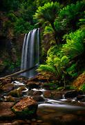 Hopetoun Falls, Otway Ranges