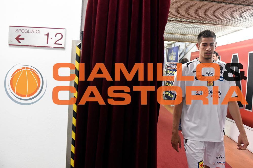 Diego Flaccadori<br /> Umana Reyer Venezia - Dolomiti Energia Aquila Basket Trento<br /> Lega Basket Serie A 2016/2017<br /> Playoff, finale gara 5<br /> Venezia, 18/06/2017<br /> Foto M.Ceretti / Ciamillo-Castoria